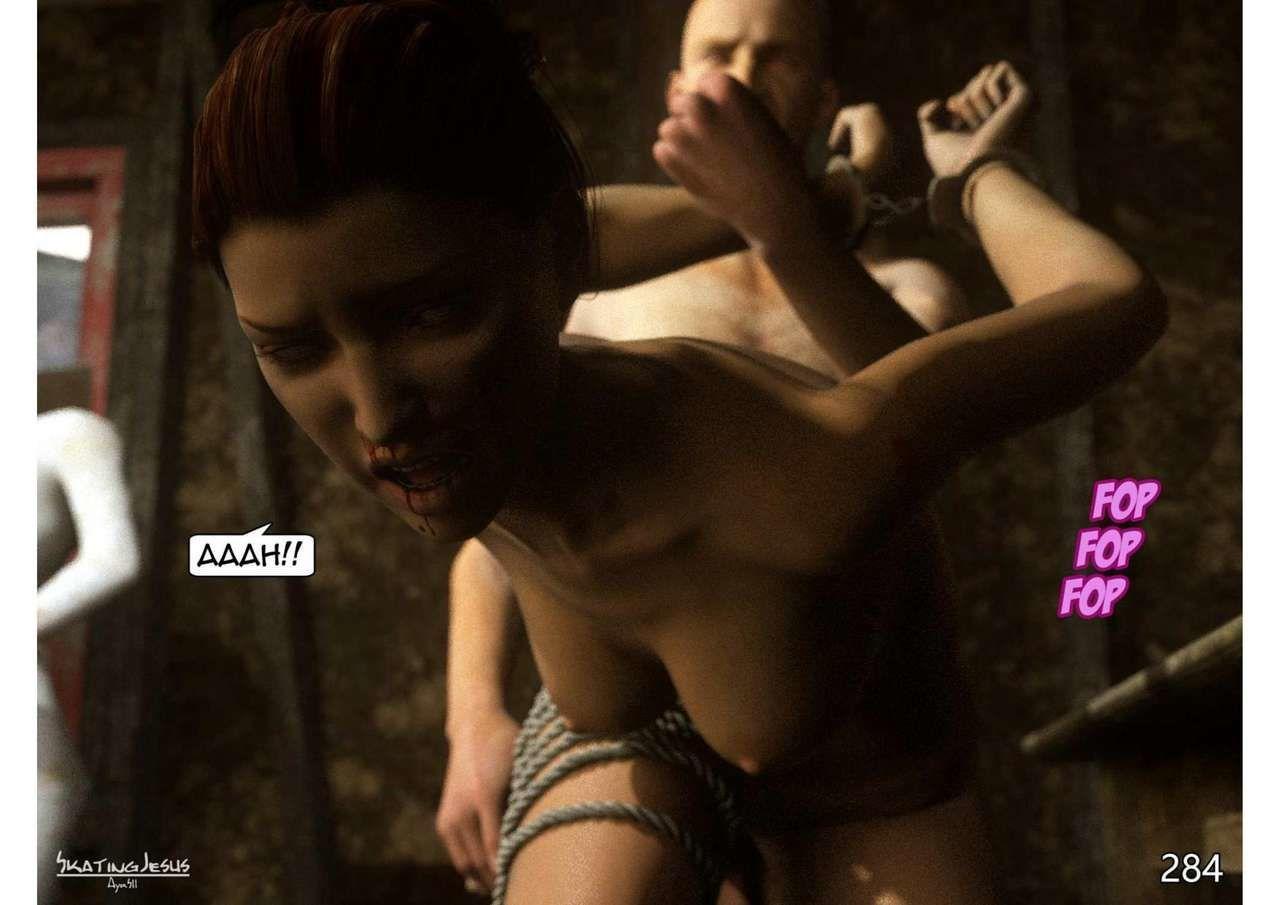 Lara croft hot 3d - 5 10