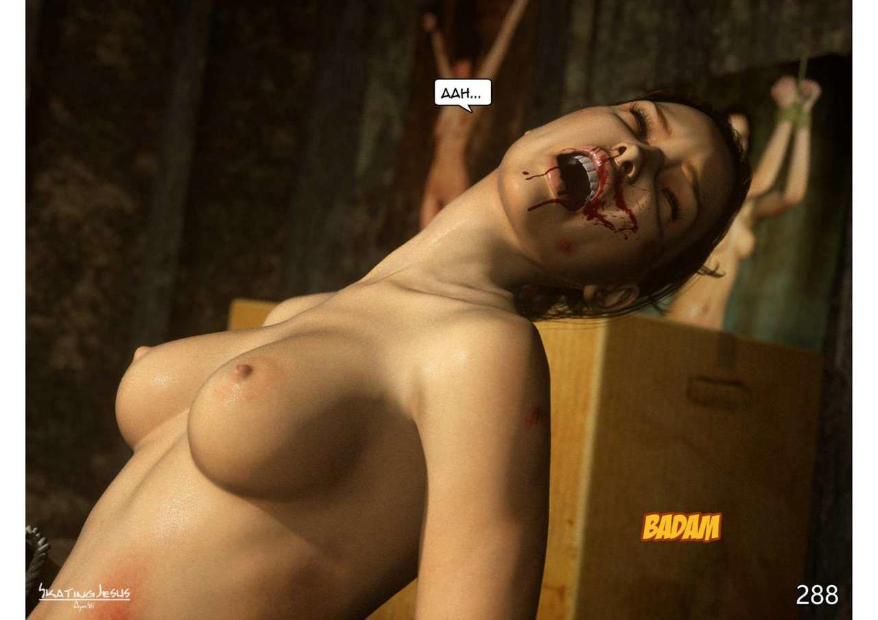 Hot mortal kombat sex compilation with hot 3d babes - 2 part 6
