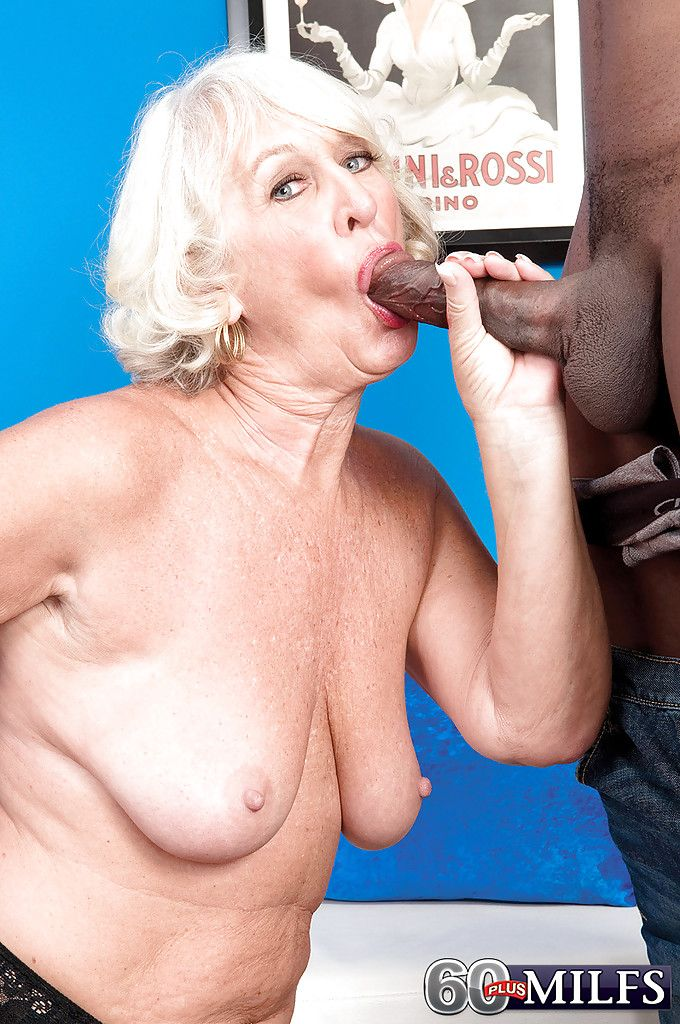 Older Woman Jeannie Lou Lives Out Her Dreams Of Being Double Fucked Hustler 1