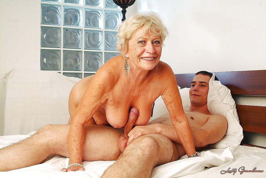Порнозвезда интим бабка