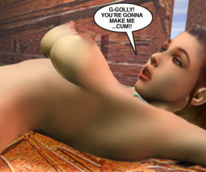Mindy - Sex Slave On Mars..