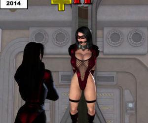Legion Of Superheroines 47 -..
