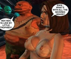 Mindy - Sex Slave On Mars..
