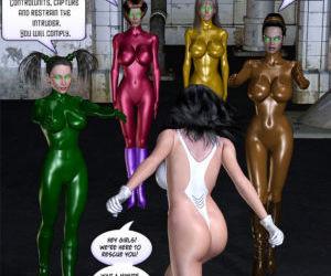 Superheroine Squad 1 - 23 -..