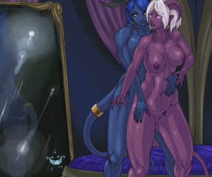 Warcraft Futa - part 3