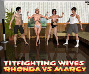 Titfighting Wives 1 by got..