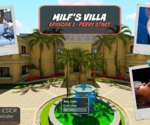 Milfs Villa - Sister-..