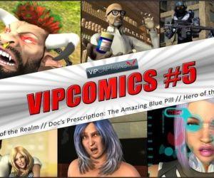 VipComics #5β Docs..