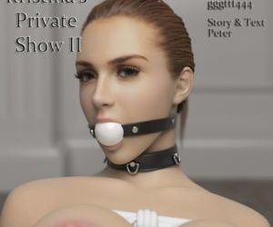 Kristinas Private Show 2 -..