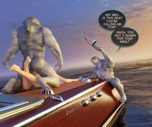 Velna Ocean Threat Deluxe -..