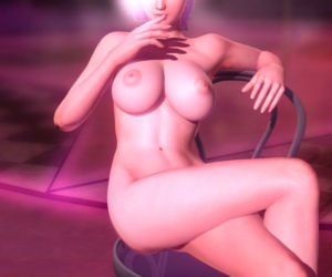 Erotic DOA - Dead or Alive 5..