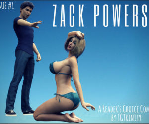 Zack Powers Issue 1-12