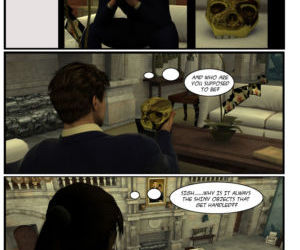 Lara Croft 3d Comic -..