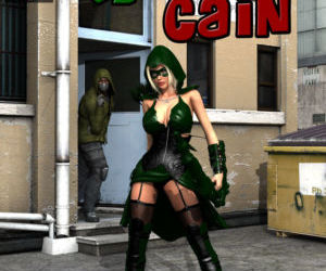 miss green arrow vs cain