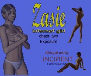 Zasie Internet Girl Ch. 2:..