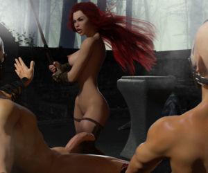 3DZEN - Sonya Emerald -..