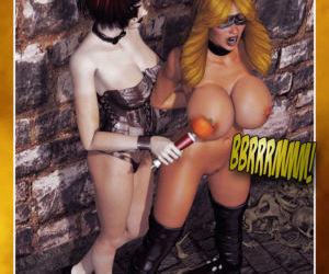 Hip Gals - Halloween Sex..