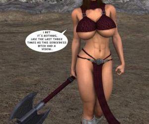 Sorceress's Blunder -..