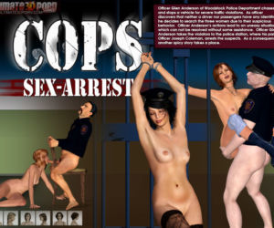 Cops - Sex-Arrest 3D