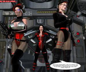 Legion Of Superheroines 29 -..