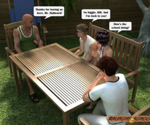 Raunchy School – Barbecue..