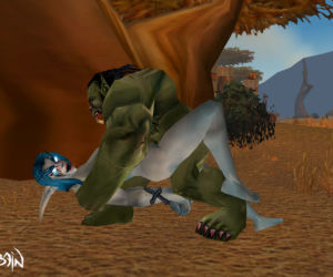 World of Warcraft Screenshot..
