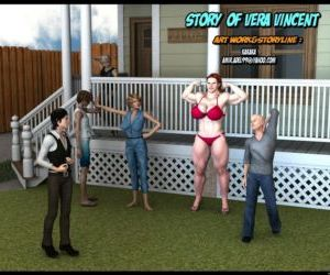 The story of Vera Vincent.