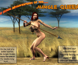 Jungle Queen
