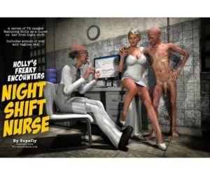 Hollys Freaky Encounters -..