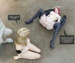 Tanya & The Succubus 3 -..