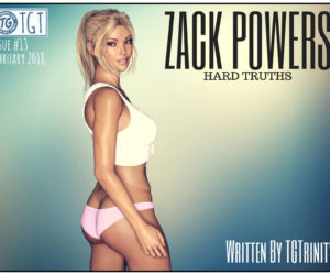 Zack Powers Issue 1-13 -..