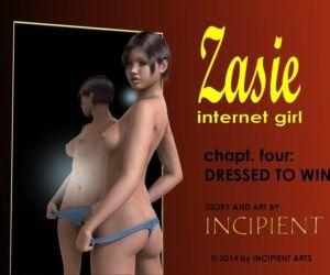 Zasie Internet Girl Ch. 4:..
