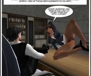 Protean Saga 06: A Busy-..