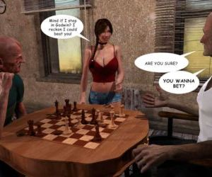 Lost Bet – Petra Helps The..