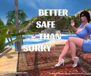3D Incest- Better safe than..