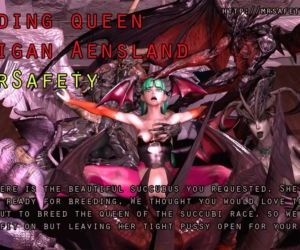 Breeding Queen Morrigan..