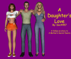 3DIncest- A Daughter's..