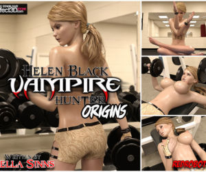 - Helen Black Vampire Hunter