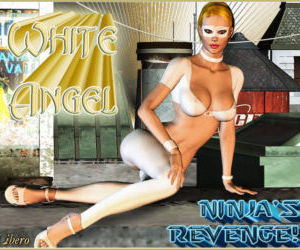 White Angel in Ninjas Revenge