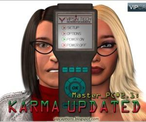 Master_PC 2.1: Karma Updated