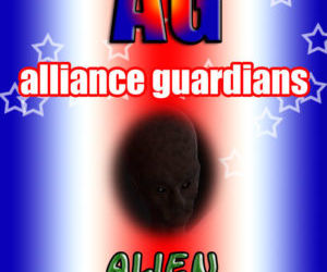 Allience Guardians - Alien..