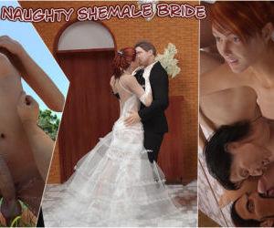 Naughty Shemale Bride