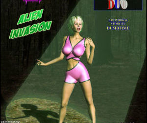 Alien Invasion - The Abduction