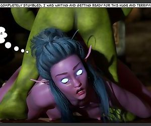 Tyrande in Trouble - Part 2..