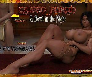 Joos3dart- Queen Farah- A..
