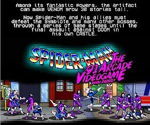 Spider-Man - The 91 Arcade..