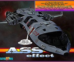 Crazyxxx3Dworld- Ass Effect..