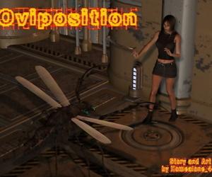 Droid447- Oviposition