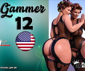 PigKing- Gammer 12 Old Woman