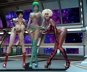 FutaErotica - Galactic Odyssey